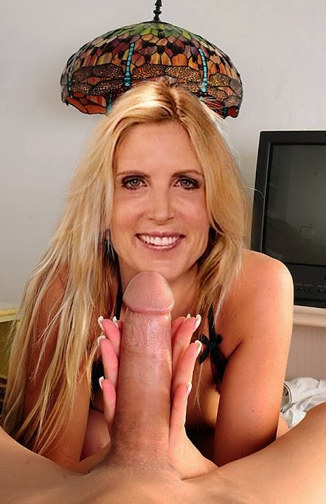 Can anncoulter nude pics What