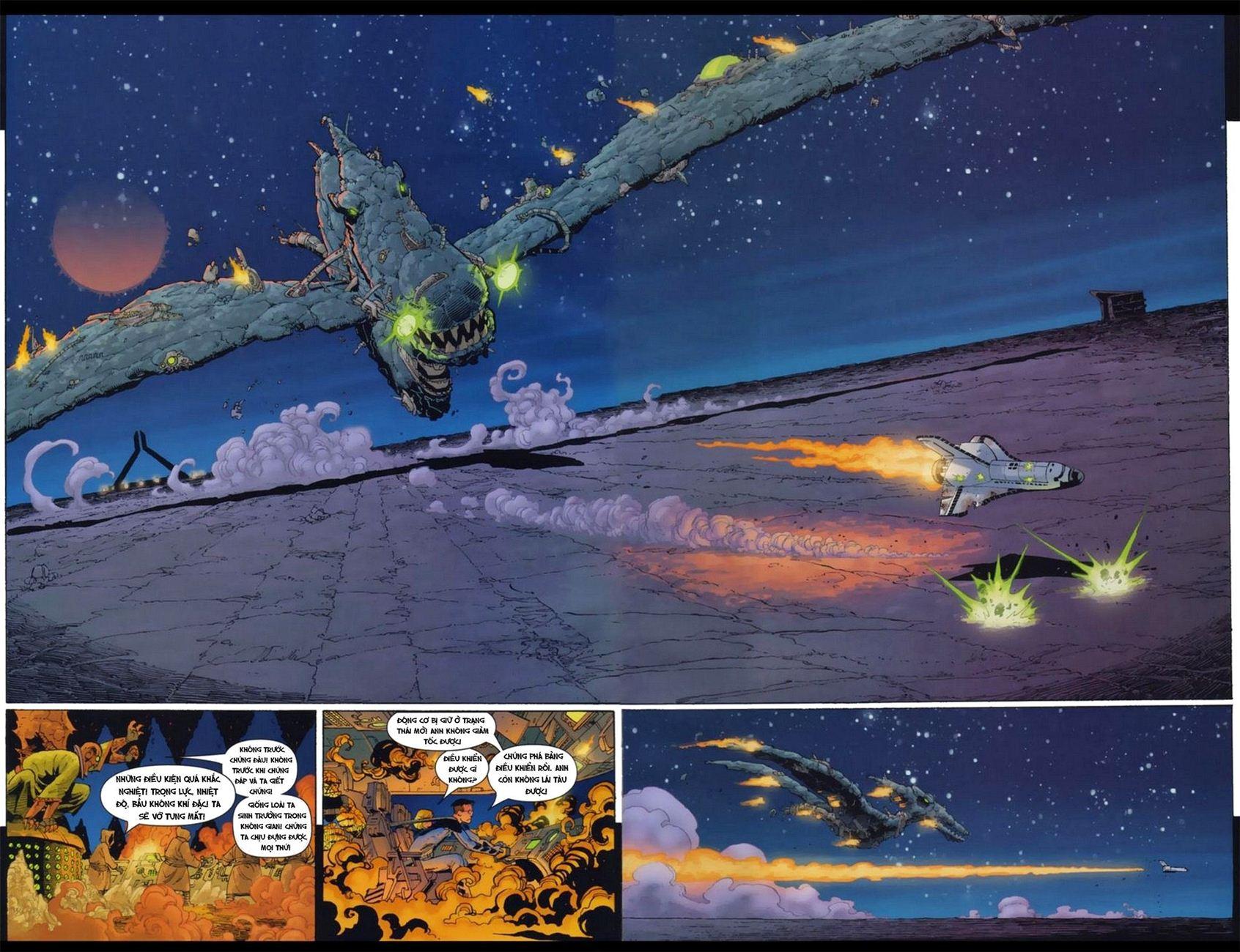 Ultimate Fantastic Four chap 18 - Trang 5