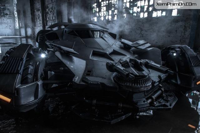 Hình ảnh phim Batman Đại Chiến Superman: Ánh Sáng Công Lý