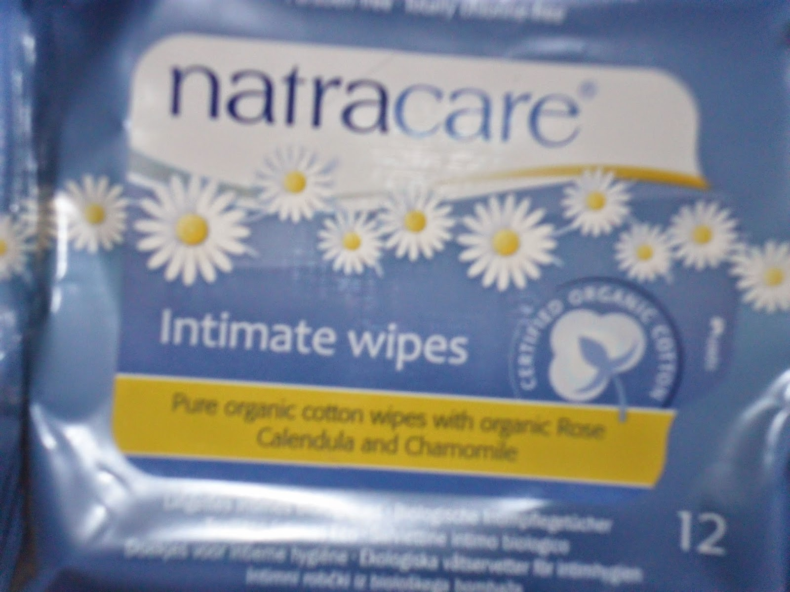 Natracare Healthier by nature.Review