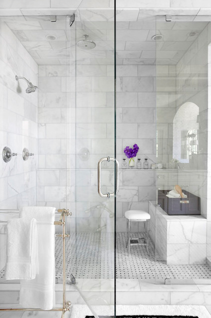 Simplifying Remodeling How The Heck Do You Clean A Glass Shower Door