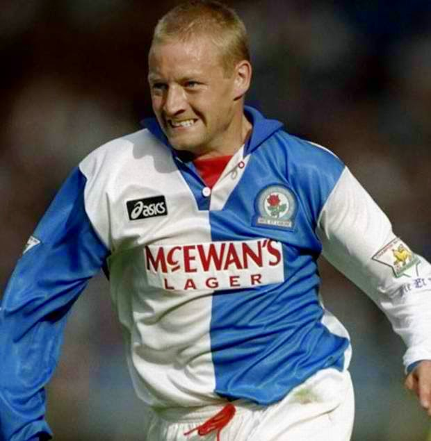 David Batty photo