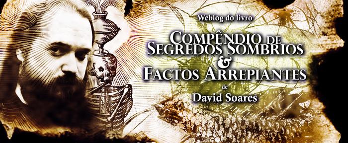 Compêndio de Segredos Sombrios&Factos Arrepiantes