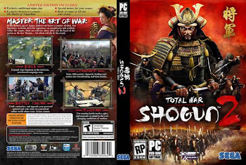 Shogun 2 Total War  (3DVD) RTS