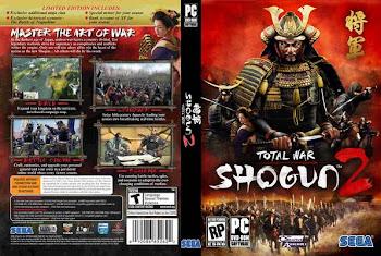 Shogun 2 Total War  (3DVD) RTS
