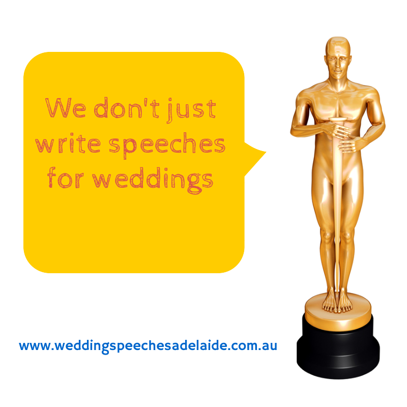 wedding speech writing