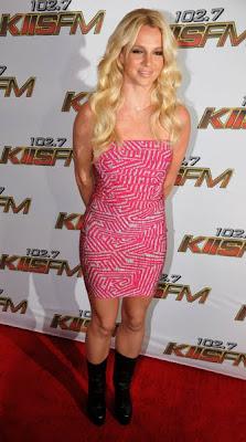 Britney Spears Rocks