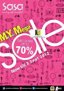SaSa Mega Sale