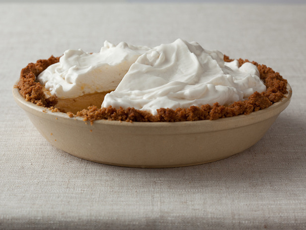 ... Things: Pumpkin Mousse with a Gingersnap Crust and Maple Whipped Cream