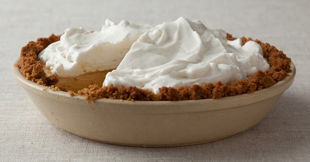 My Favorite Things: Pumpkin Mousse with a Gingersnap Crust ...