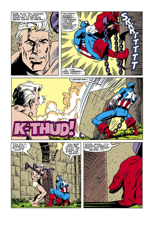 Captain America (1968) Issue #306 #234 - English 8