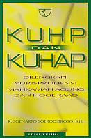 toko buku rahma: buku KUHP dan KUHAP, penerbit soenarto soeradibroto, penerbot rajawali pers