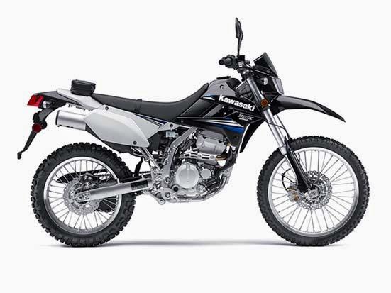Kawasaki KLX250S Specifications