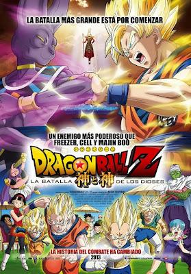 Dragon Ball Z - La Batalla de los Dioses Español Latino Online HD