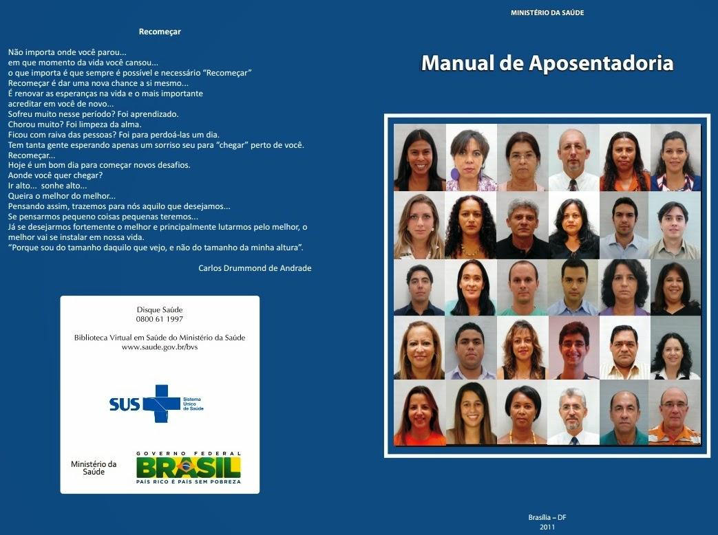 MANUAL DE APOSENTADORIA