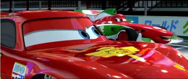 cars2 carrera tokyo