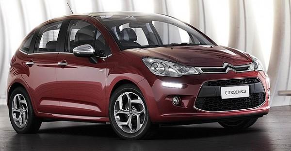 Nuevo Citroën C3 con modificaciones para la Argentina