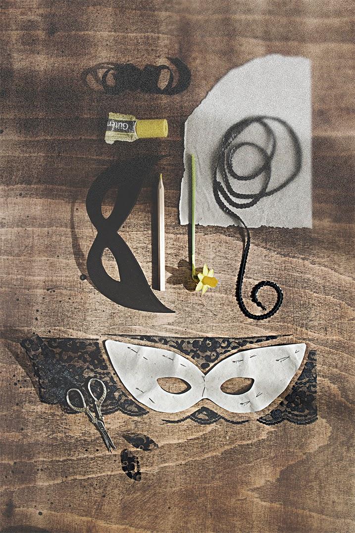 Masquerade - Cazadora de inspiración © Anna Tykhonova