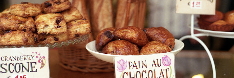 pain au chocolat