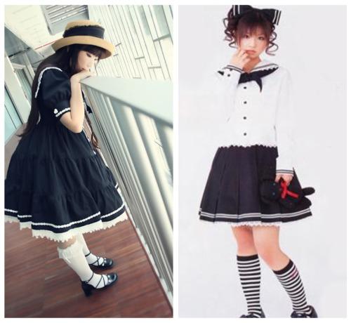 Fashion inspiration: Sailor Lolita