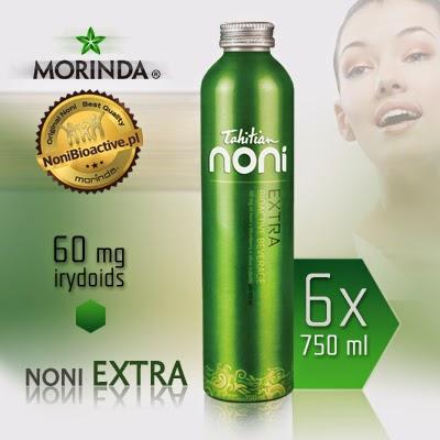 Thành phần chính nước Tahitian Noni Extra Morinda