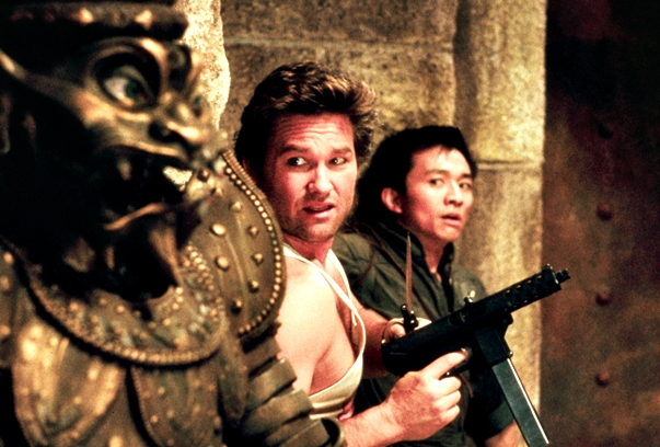 Golpe en la pequeña China, de John Carpenter