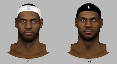 NBA 2K13 Realistic Cyberface NBA2K Mods