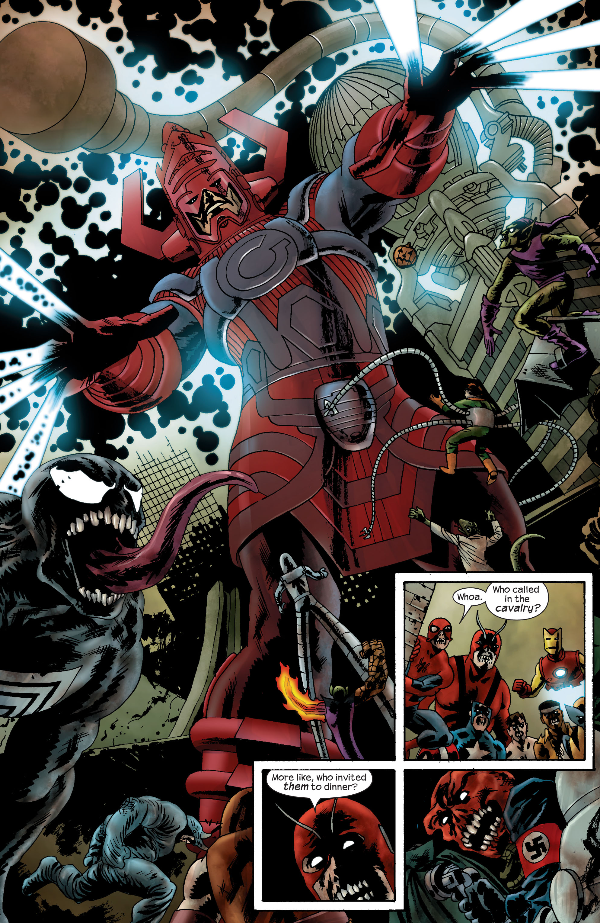 Marvel Zombies (2006) Issue #4 #4 - English 17