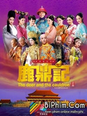 Phim Tân Lộc Đỉnh Ký