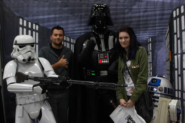 Starwars, Stormtrooper, Shelby Bolton, Darth Varder, Braydon Switzer