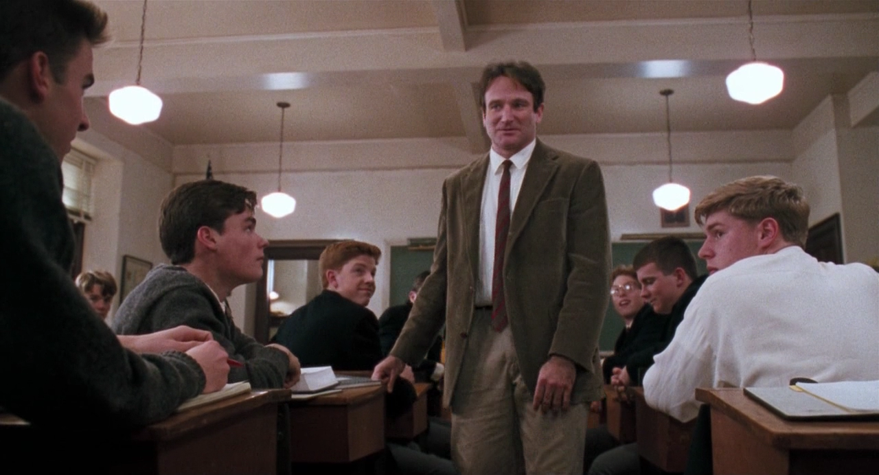a literary analysis of the characters in dead poets society Dead poets society (1989) cast and crew credits, including actors, actresses, directors, writers and more.