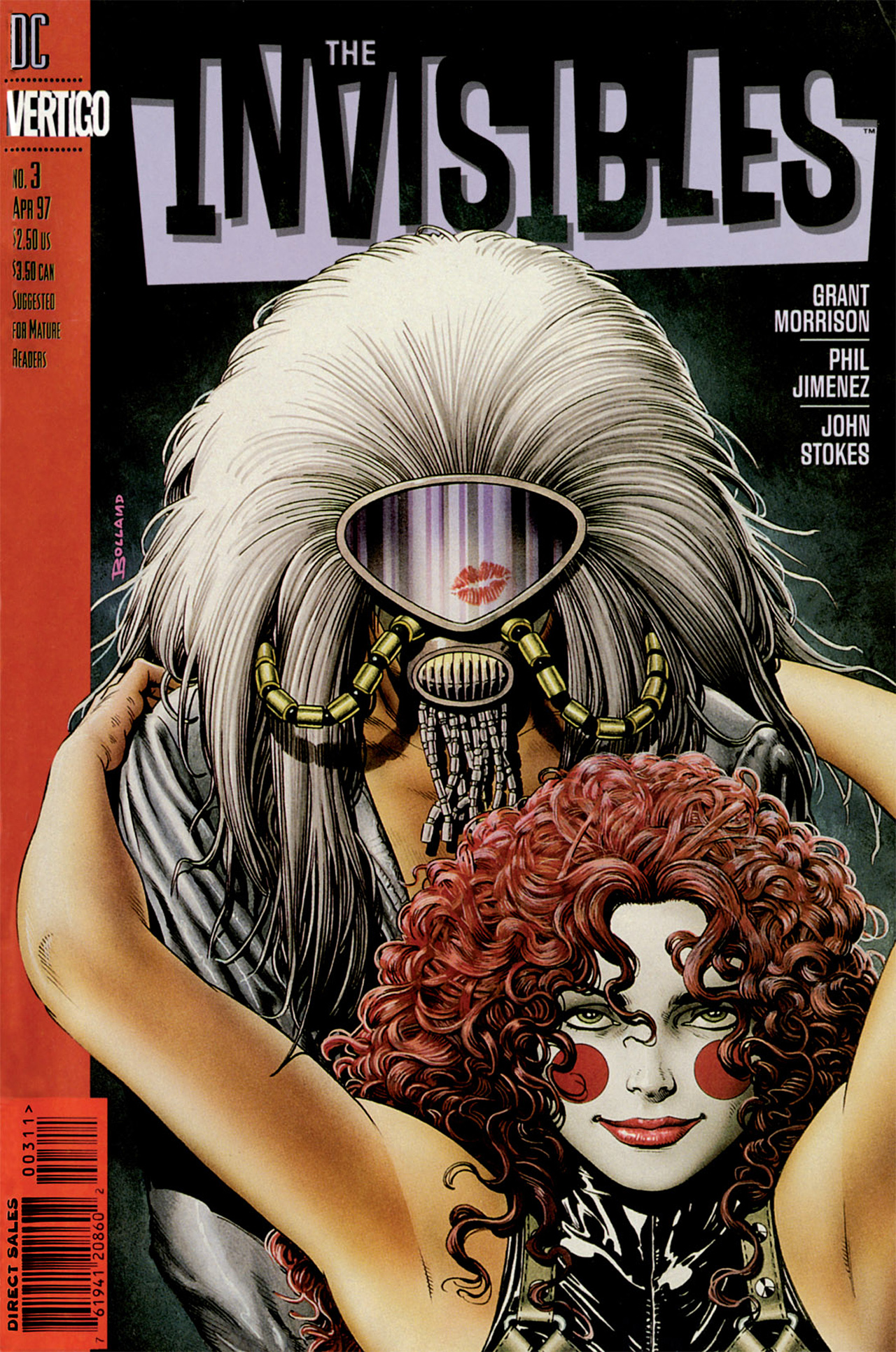 The Invisibles (1997) issue 3 - Page 1