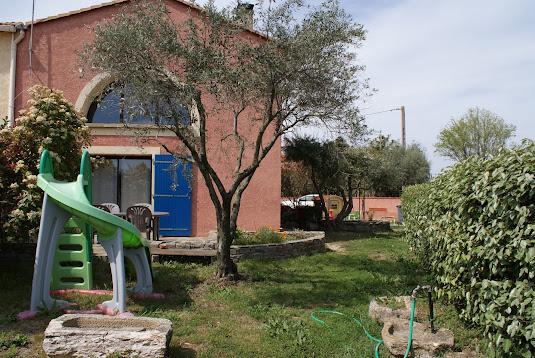 Villa olivier - Extérieur.