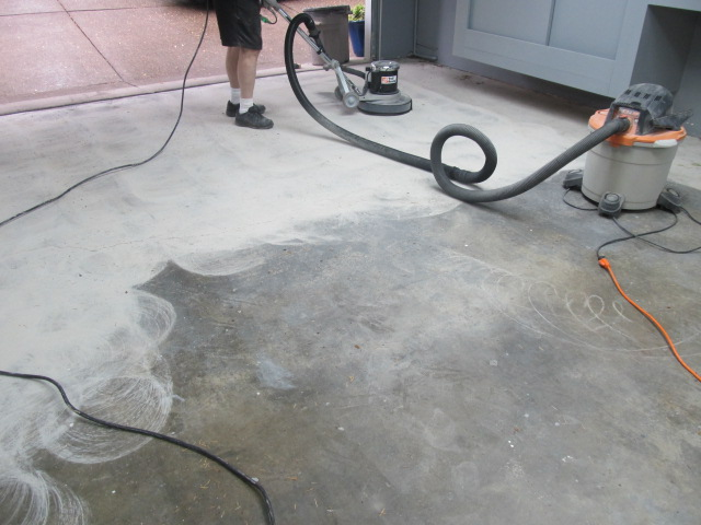 Legacy Industrial S Blog Site Garage Concrete Floor