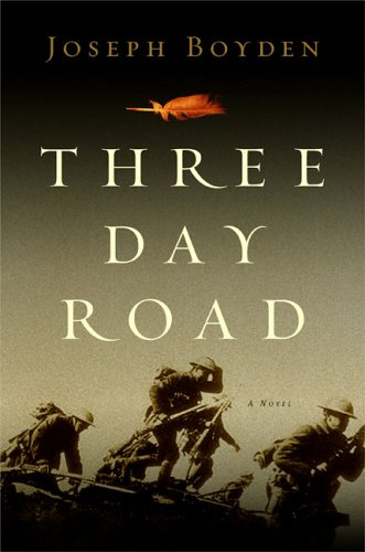 three day road by joseph boyden essays Three day road - canada essay example arthur joseph boyden represents carl jung's idea that humans often create a persona in.