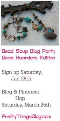 Bead Soup Blog Party: Bead Hoarders Edition
