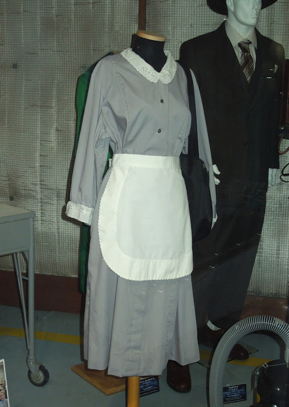 Shelley Morrison Rosario maids uniform Will Grace