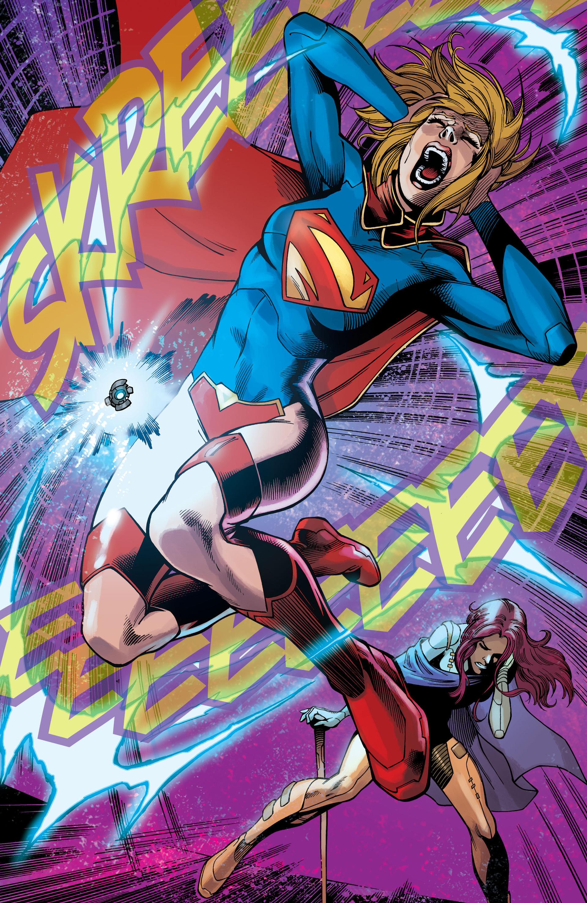 Supergirl (2011) Issue #27 #29 - English 12