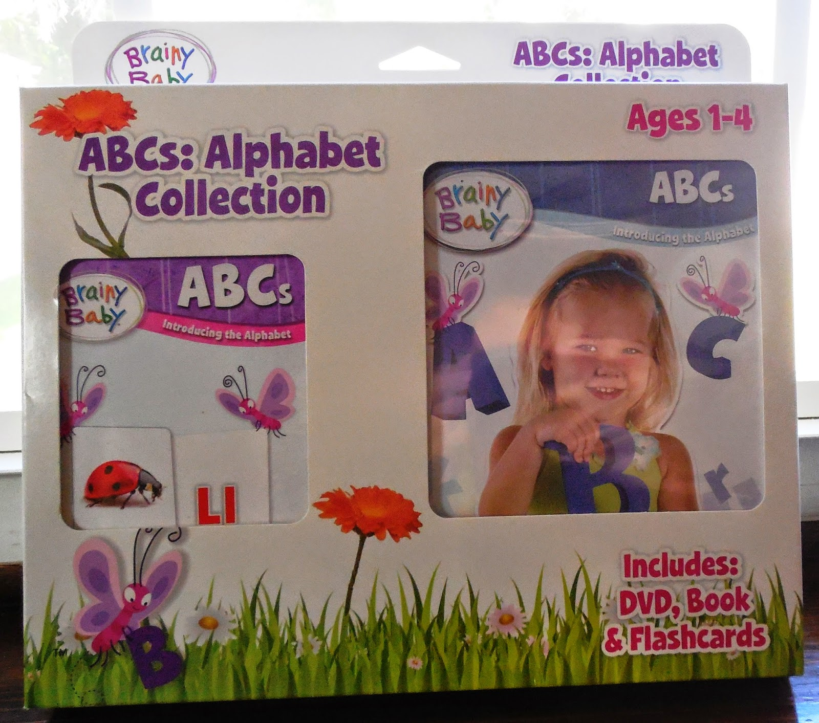 Brainy Baby Alphabet Collection
