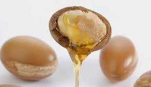 olio di argan, vitamina E, protezione dei capelli, capelli sani e lucidi