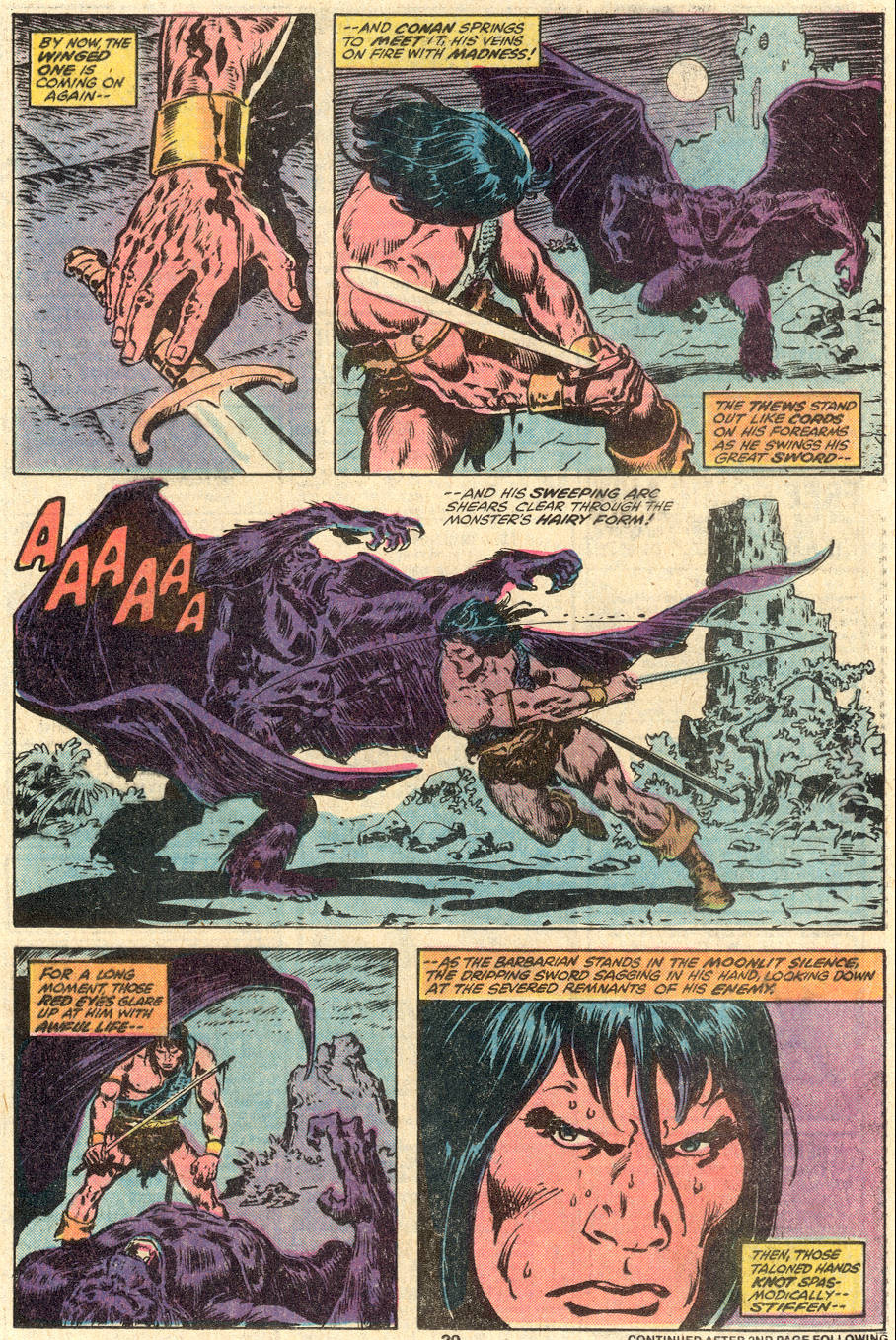 Conan the Barbarian (1970) Issue #100 #112 - English 31