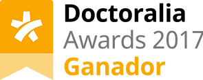 Ganadora Doctoralia Awards 2017