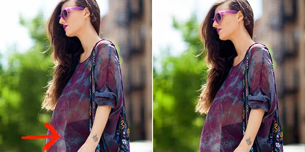Cantik : Blogger Cantik Akui Kalau Foto-Fotonya Diedit Dengan Photoshop