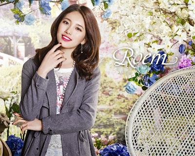 Suzy - Roem SS 2015