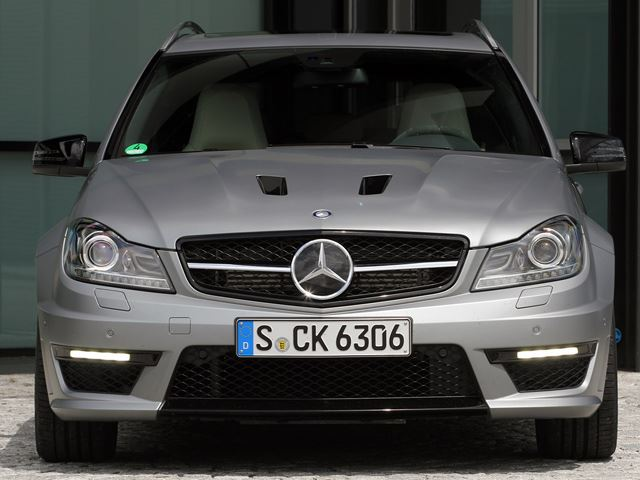 good morning to the 2014 mercedesbenz c63 amg edition 507