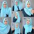 Contoh Tutorial Hijab Elegan Untuk pesta Terbaru 2016