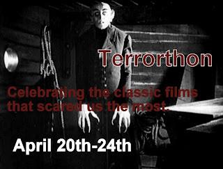 Terrorthon!