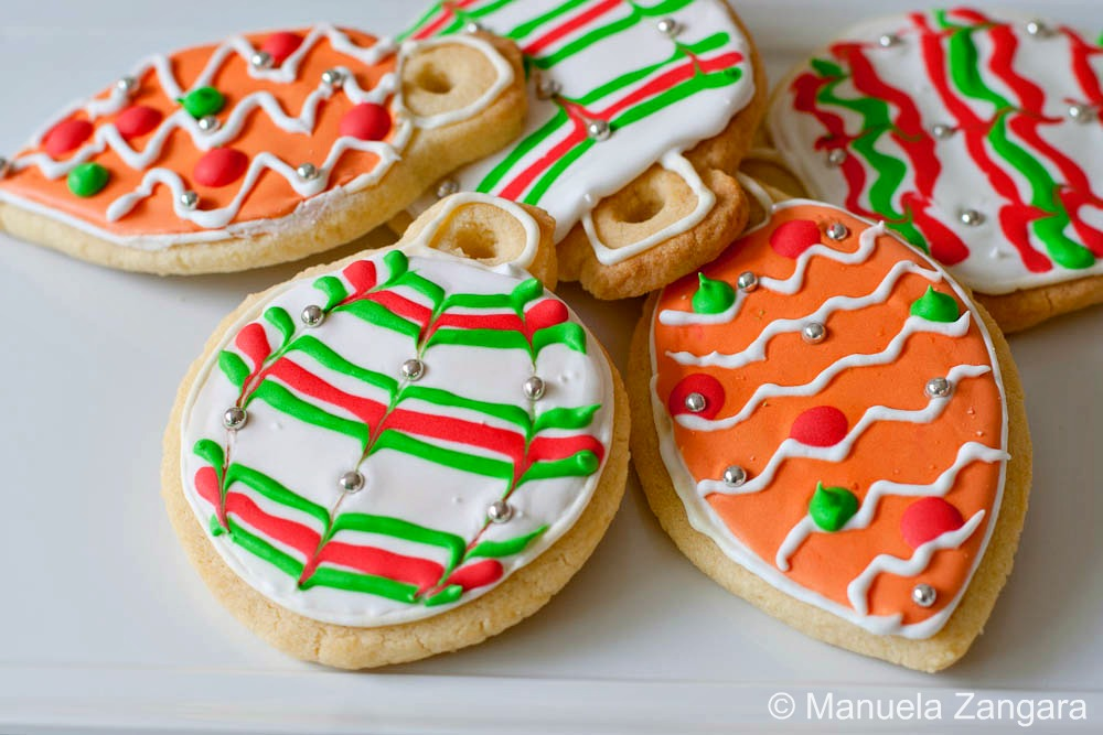 Christmas Tree Sugar Cookie Let the cookies cool to room