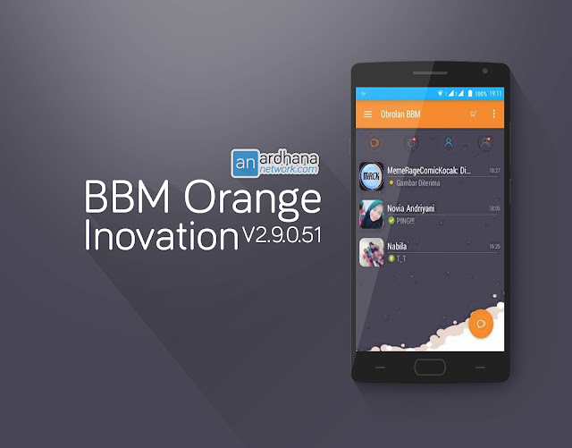 BBM Orange Inovation