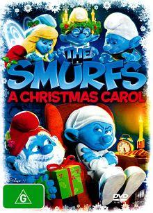 Smurfs A Christmas Carol